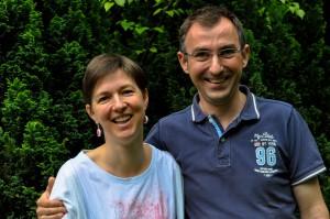 Damien et Caroline Schwartz